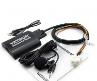 Адаптер Bluetooth AUX Yatour YT-BTA  NISSAN NIS (Новая версия 2018г)