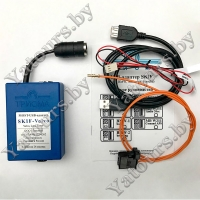 MP3 USB адаптер ТРИОМА SKIF для Land Rover с интерфейсом MOST