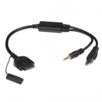 BMW аудио провод переходник iPod, iPhone 3/4/4S, iPad 1/2/3