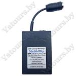 MP3 USB адаптер Триома Multi-Flip (DIN-8) для Jeep