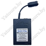 MP3 USB адаптер Триома Multi-Flip (DIN-8 OLD) для Jeep
