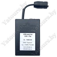 MP3 USB адаптер ТРИОМА CAN-Flip для Peugeot