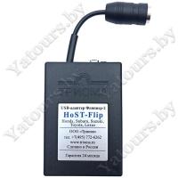 MP3 USB адаптер Триома Host-Flip для Toyota (тип 6+6)