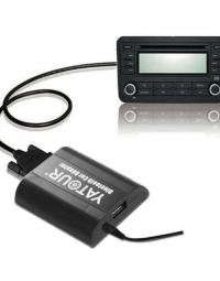 Адаптер Bluetooth AUX Yatour YT-BTA VOLHU для VOLVO (Bluetooth / AUX)