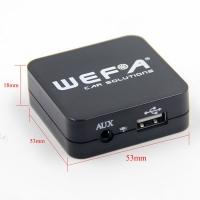 MP3 USB адаптер Wefa WF-605 для PEUGEOT RD4 (USB / AUX) - читает FLAC!!!