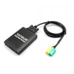 MP3 USB адаптер Yatour YT-M06 TOY3 для PEUGEOT (USB / SD / AUX)