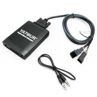 MP3 USB адаптер Yatour YT-M06 BM4 для BMW (USB / SD / AUX)